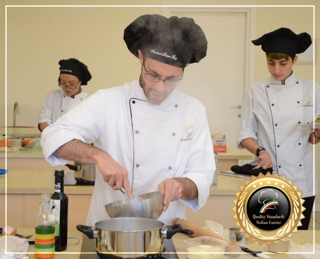 Cooking Raviolo 6 - Cooking courses in Italy