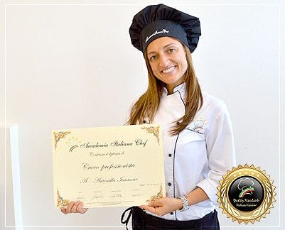 Diploma - Cooking school in Italy