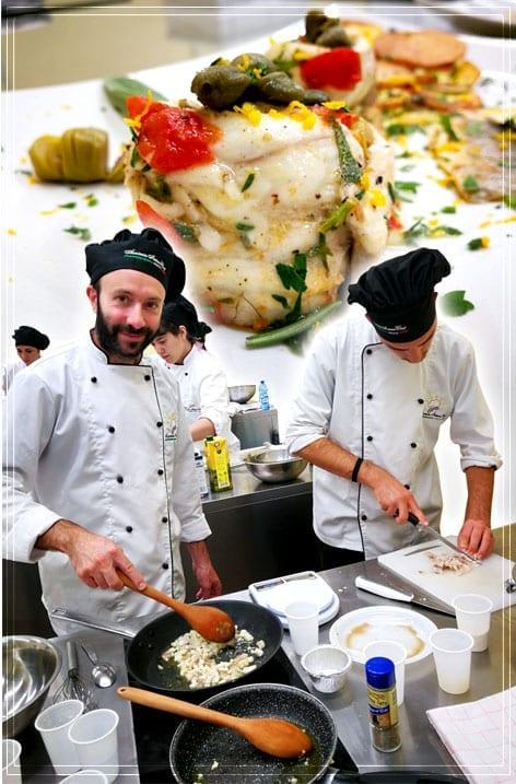 Corso di Cuoco Professionista a Genova